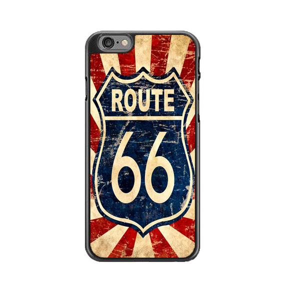 Cuadros Route 66 iPhone 6 Plus|6S Plus Case | Frostedcase