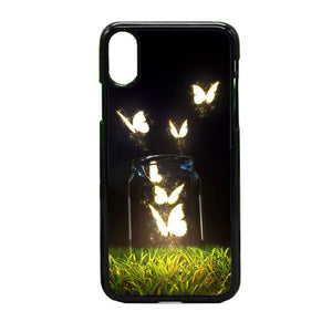 Cute Wallpapers Butterfly iPhone X Case | Frostedcase