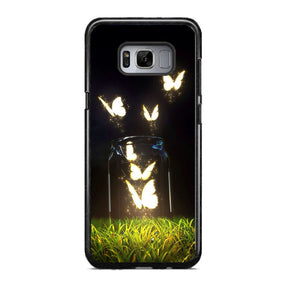 cute wallpapers butterfly samsung galaxy s8 case frostedcase