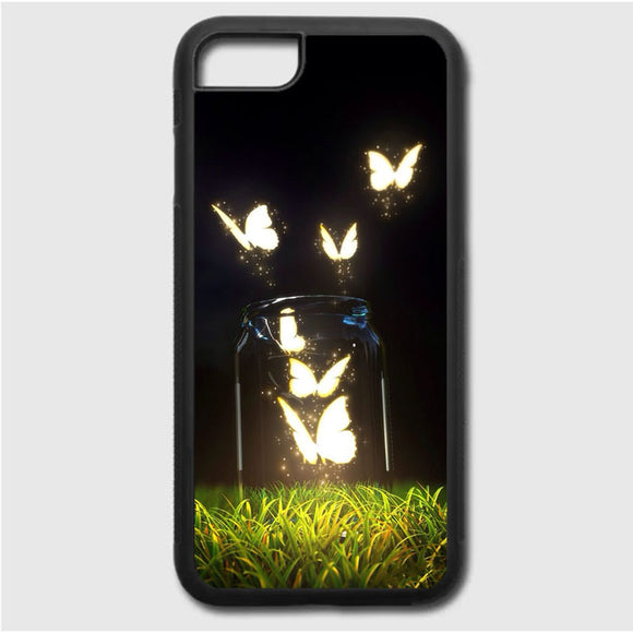 Cute Wallpapers Butterfly iPhone 7 Case | Frostedcase