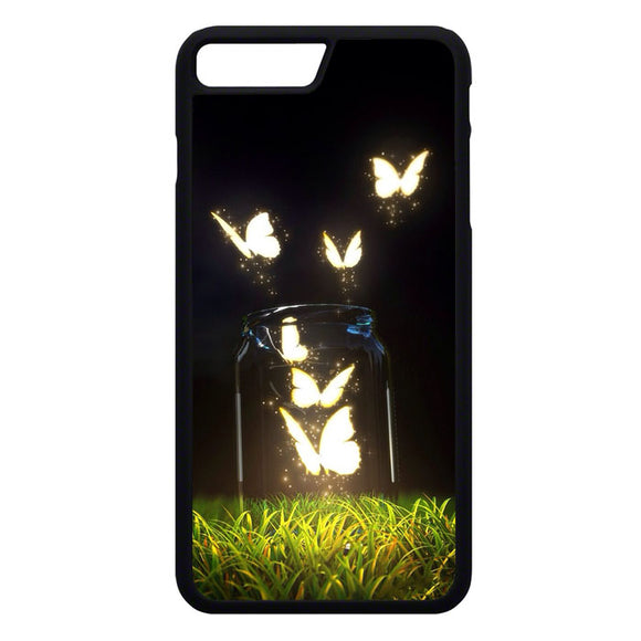 Cute Wallpapers Butterfly iPhone 7 Plus Case | Frostedcase
