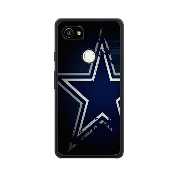 Dallas Cowboys Google Pixel 2 XL Case | Frostedcase