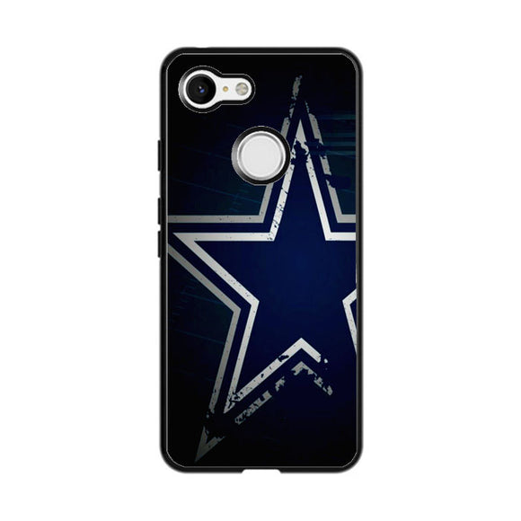 Dallas Cowboys Stars Logo Google Pixel 3 XL | Frostedcase