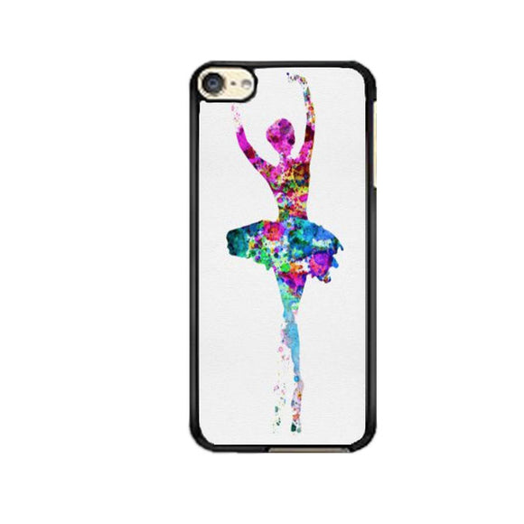 Dance Posters iPod 6 Case | Frostedcase