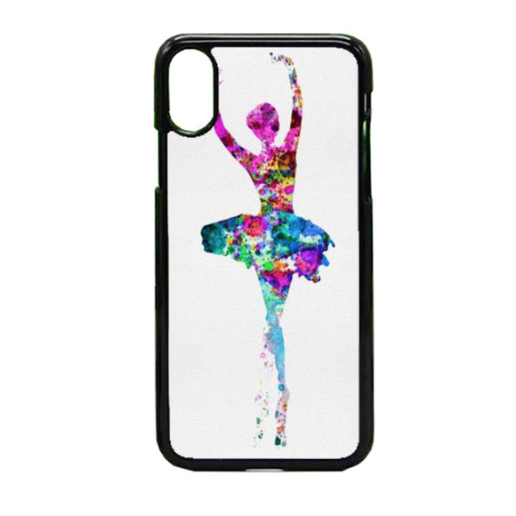 Dance Posters iPhone X Case | Frostedcase