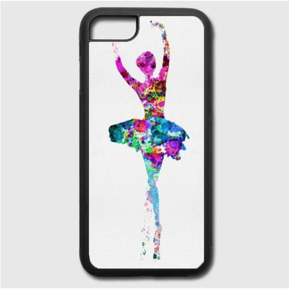 Dance Posters iPhone 7 Case | Frostedcase
