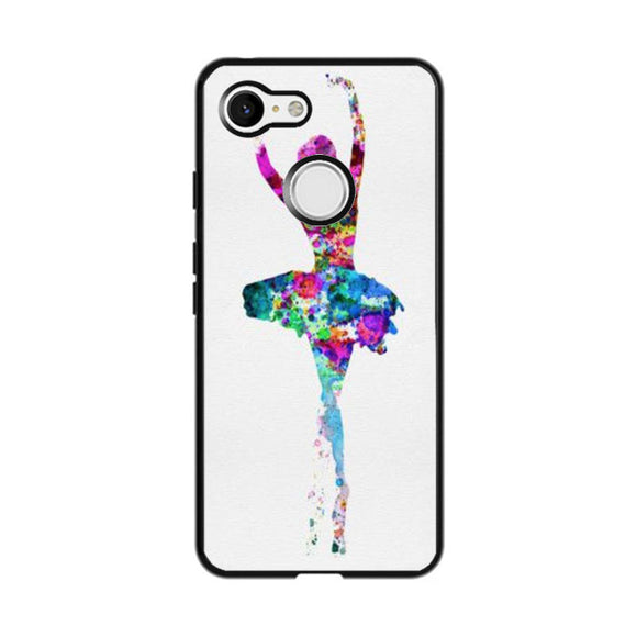 Dance Posters Google Pixel 3 XL Case | Frostedcase