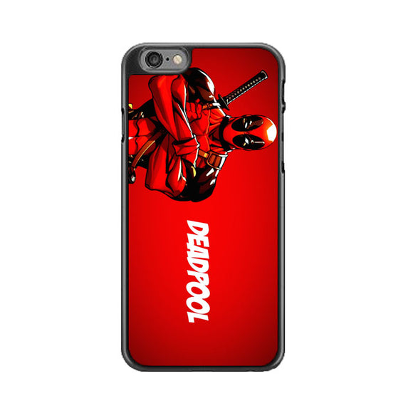 Deadpool Poster iPhone 6 Plus|6S Plus Case | Frostedcase