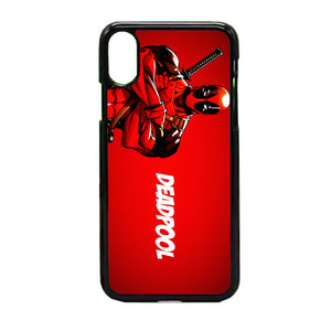 Deadpool Poster iPhone XS Max Case | Frostedcase