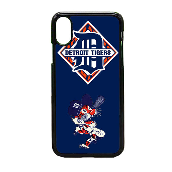 Detroit Tigers Baseball iPhone XS Max Case | Frostedcase