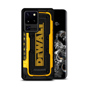 Dewalt Jobsite Radio Samsung Galaxy S20 Ultra  Case | Frostedcase