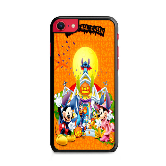 Disney Halloween Party iPhone SE Case | Frostedcase