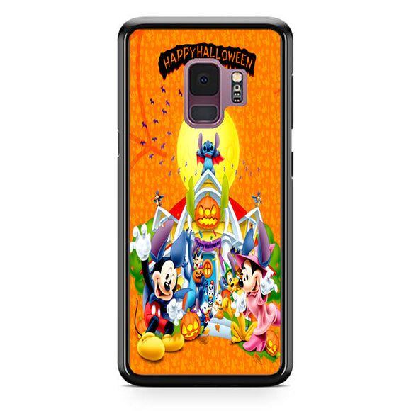Disney Halloween Party Samsung Galaxy S9 Case | Frostedcase