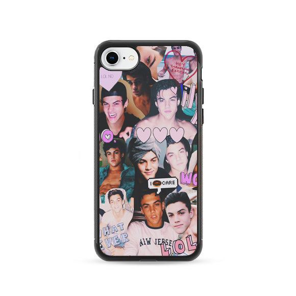 Dolan Twins iPhone 8 Case | Frostedcase