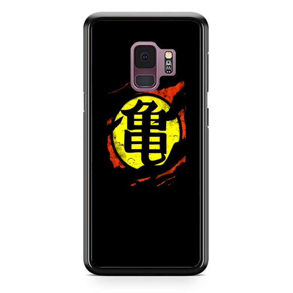 Dragon Ball Simbols Samsung Galaxy S9 Case | Frostedcase