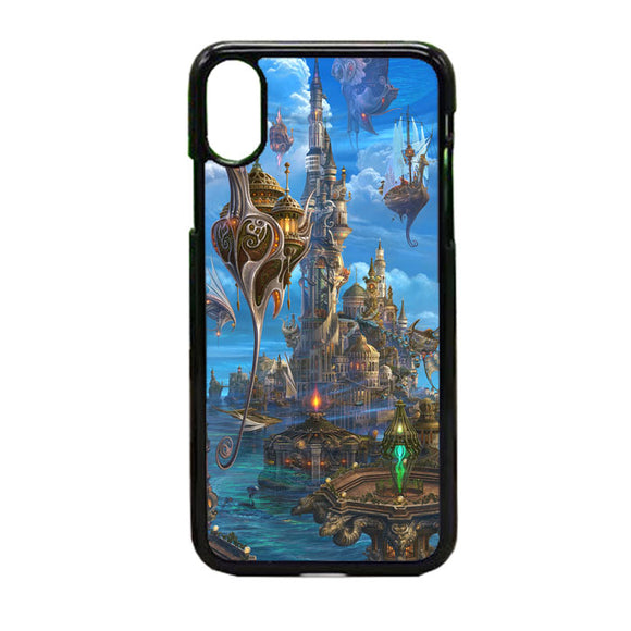Dream Palace iPhone X Case | Frostedcase