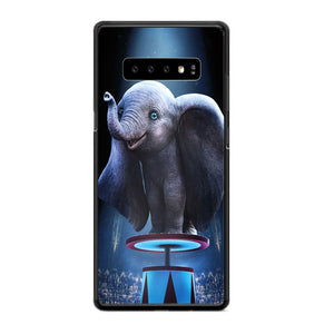 Dumbo Circus Movie Samsung Galaxy S10 Case | Frostedcase