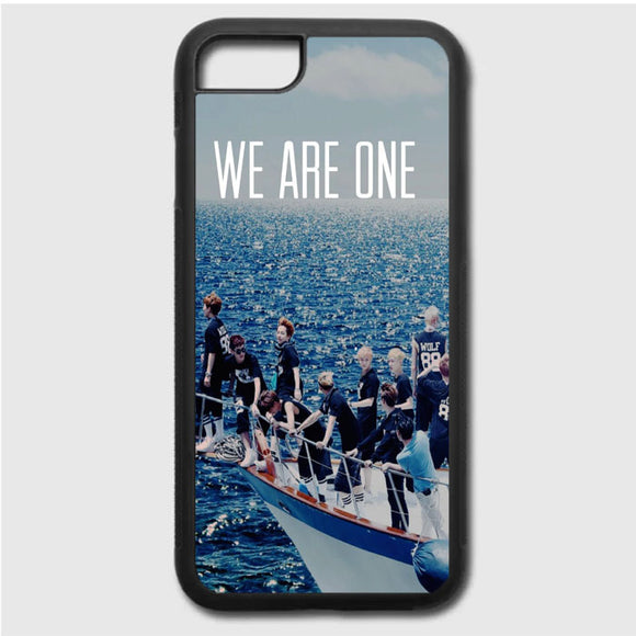 Exo In The Beach iPhone 7 Case | Frostedcase