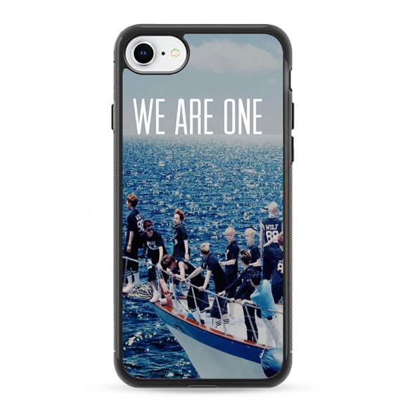 Exo In The Beach iPhone 8 Case | Frostedcase