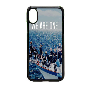 Exo In The Beach iPhone X Case | Frostedcase
