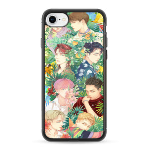Exo Kokobop Art iPhone 8 Case | Frostedcase