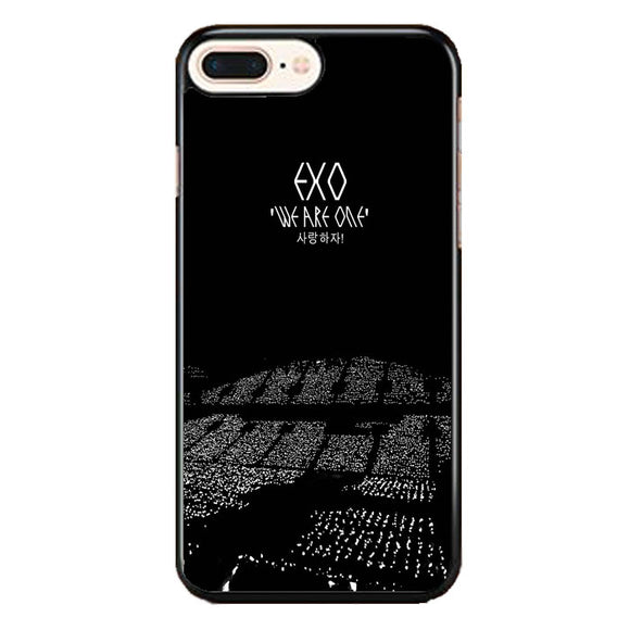 Exo Lightstick Ocean iPhone 8 Plus Case | Frostedcase