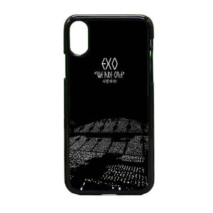 Exo Lightstick Ocean iPhone X Case | Frostedcase