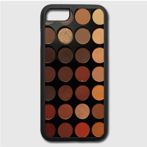 Eyeshadow Palette iPhone 7 Case | Frostedcase