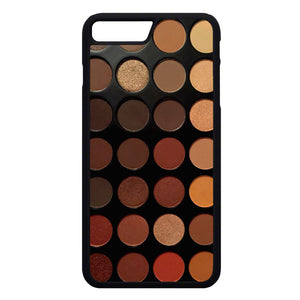 Eyeshadow Palette iPhone 7 Plus Case | Frostedcase