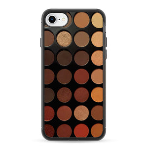 Eyeshadow Palette iPhone 8 Case | Frostedcase