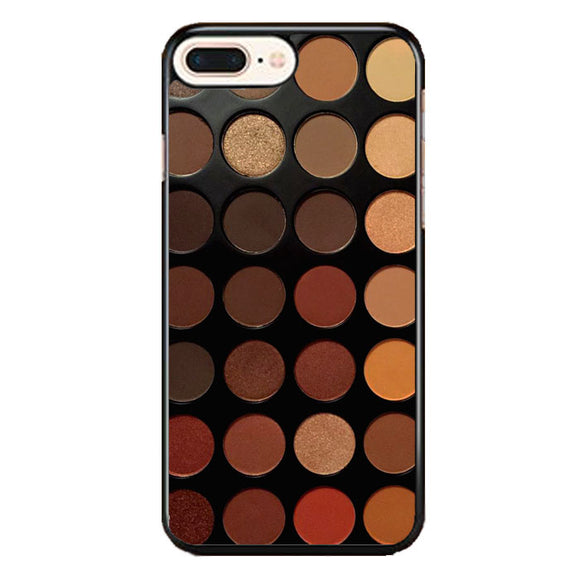 Eyeshadow Palette iPhone 8 Plus Case | Frostedcase