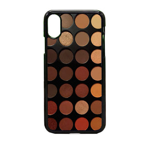 Eyeshadow Palette iPhone X Case | Frostedcase