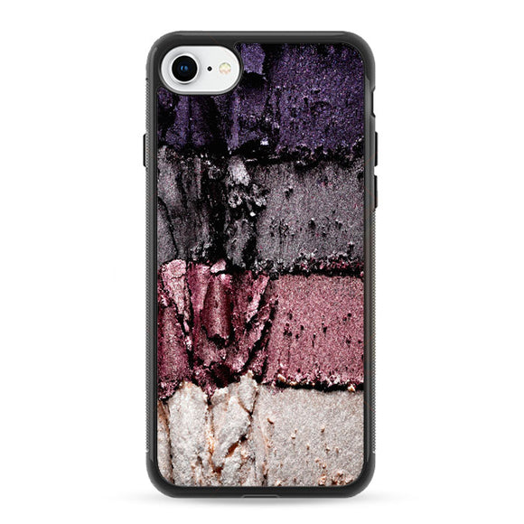 Eyeshadow Texture iPhone 8 Case | Frostedcase