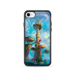 Fantasy Of Animation iPhone 8 Case | Frostedcase