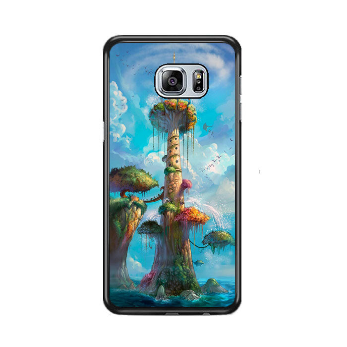 Fantasy Of Animation Samsung Galaxy S6 EDGE Plus Case   Frostedcase