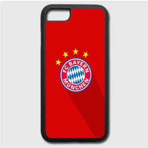 Fc Bayern Munchen iPhone 7 Case | Frostedcase