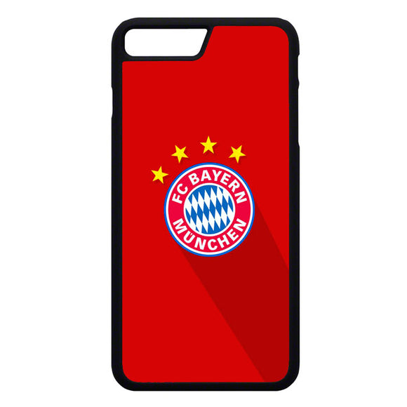 Fc Bayern Munchen iPhone 7 Plus Case | Frostedcase