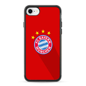 Fc Bayern Munchen iPhone 8 Case | Frostedcase