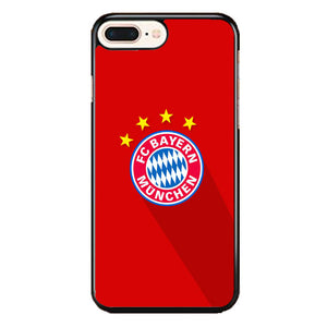 Fc Bayern Munchen iPhone 8 Plus Case | Frostedcase