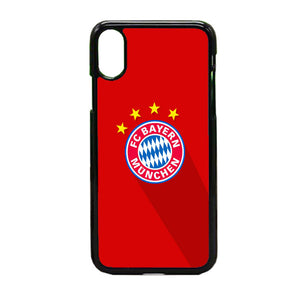 Fc Bayern Munchen iPhone X Case | Frostedcase
