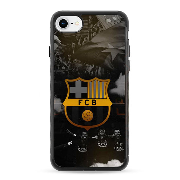 Fcb Barcelona iPhone 8 Case | Frostedcase