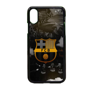 Fcb  Barcelona iPhone X Case | Frostedcase