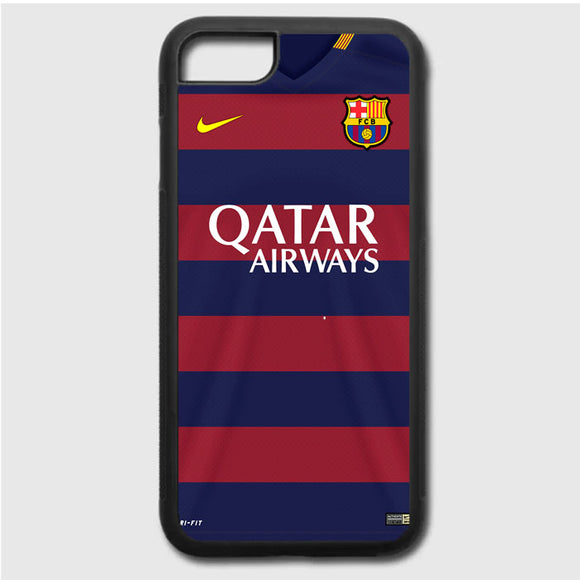 Fcb Jersey iPhone 7 Case | Frostedcase