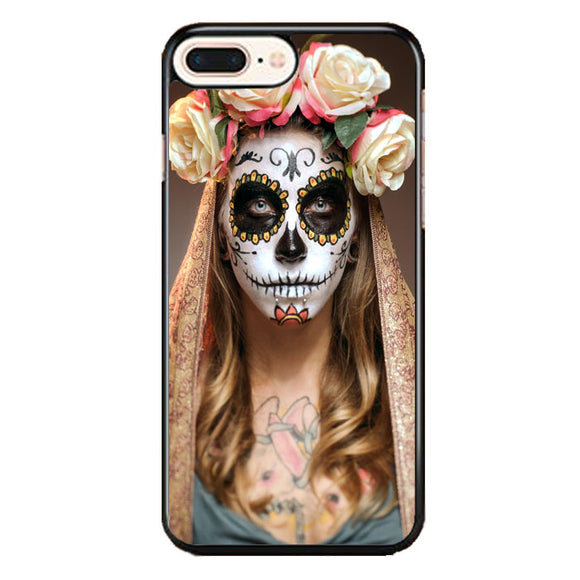 Fete Des Mort Mexique iPhone 8 Plus Case | Frostedcase
