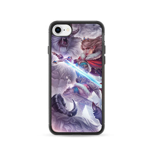 Fictional Character iPhone 8 Case | Frostedcase