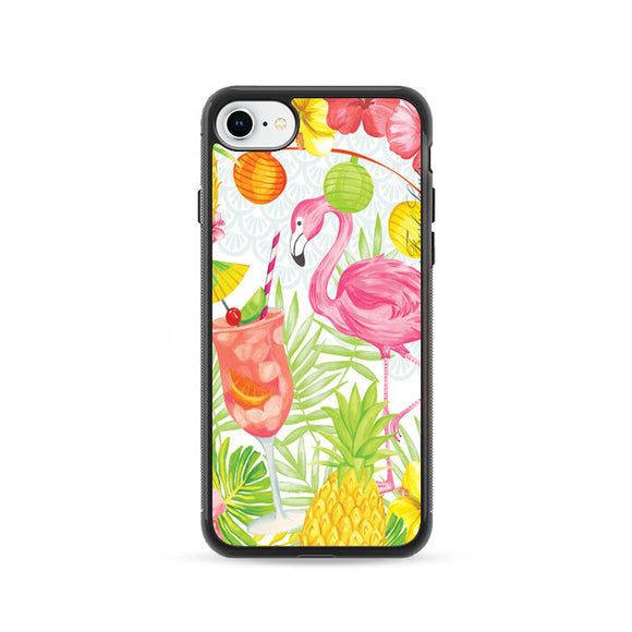 Flaminggo iPhone 8 Case | Frostedcase