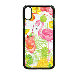 Flaminggo iPhone X Case | Frostedcase