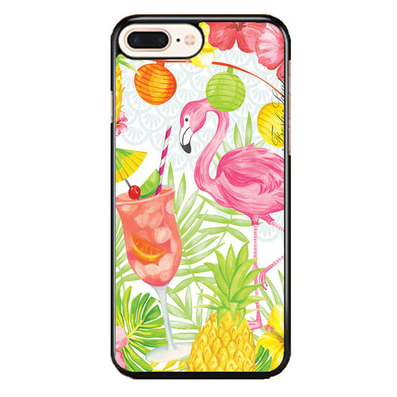 Flaminggo iPhone 8 Plus Case | Frostedcase