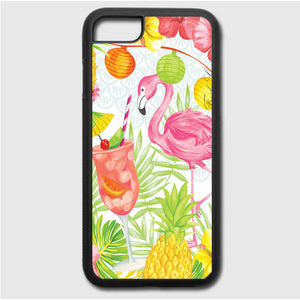Flaminggo iPhone 7 Case | Frostedcase