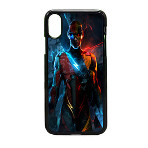 Flash Zoom Reverse Flash iPhone X Case | Frostedcase